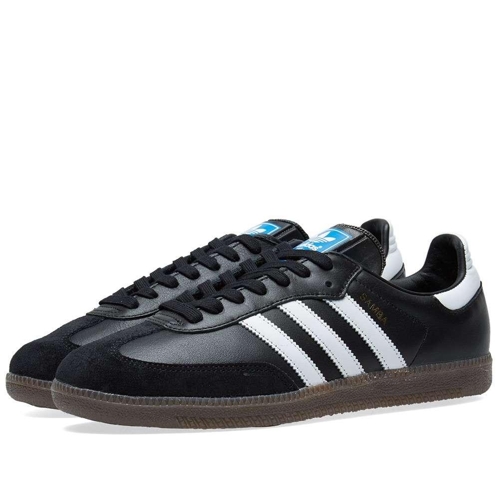 Adidas Samba OG Core Black 4ec7cfdb9bbb