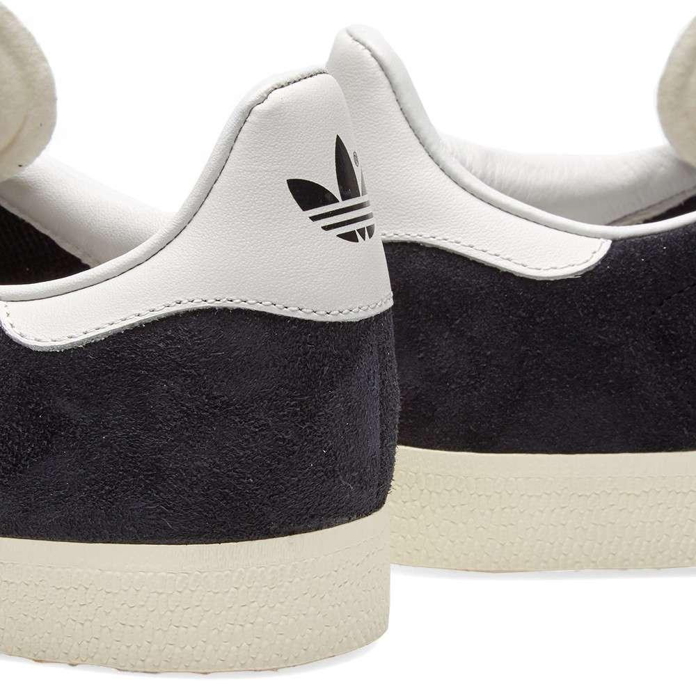Adidas Gazelle Core Black Vintage White Gold BB5491 Sneakers   eBay df6323353d