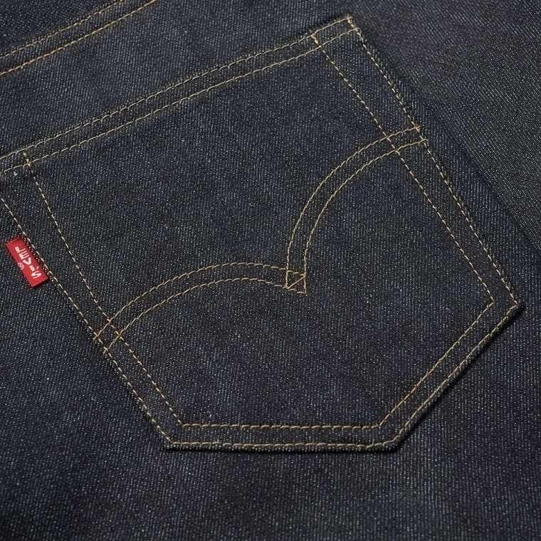 505 Levi's Rigido Vintage 1967 Jeans Clothing L32 qxwp4HxZt