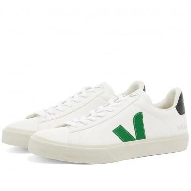 Veja Campo Sneaker White & Green