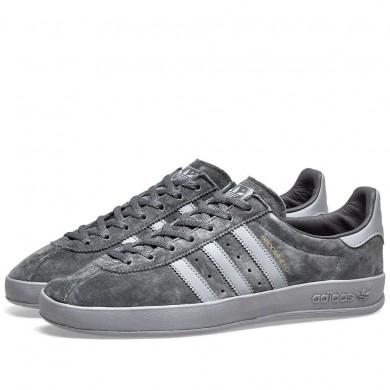 Adidas Broomfield Grey & Gold