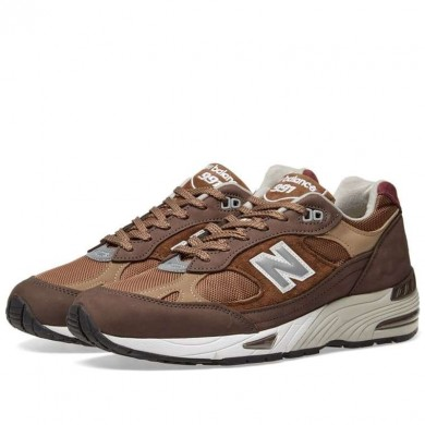 New Balance M991NGG - Made in England Brown