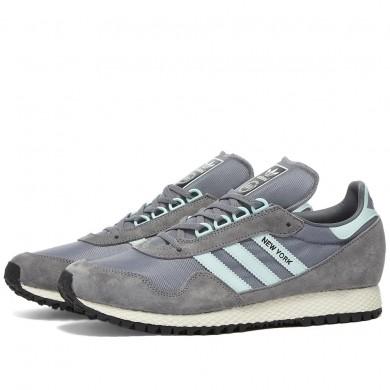 Adidas New York Grey & Blush