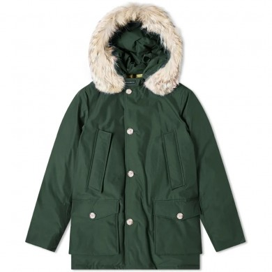 Woolrich Arctic Parka DF Dark Holly Green