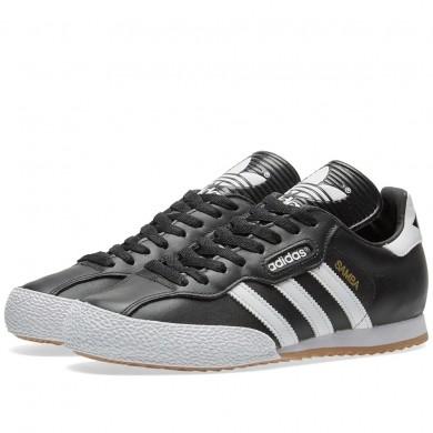 Adidas Samba Super Black & White