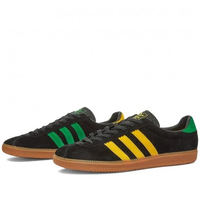 Adidas Padiham Black, Wonder Glow & Green