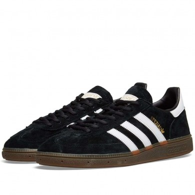Adidas Handball Spezial Core Black, White & Gum
