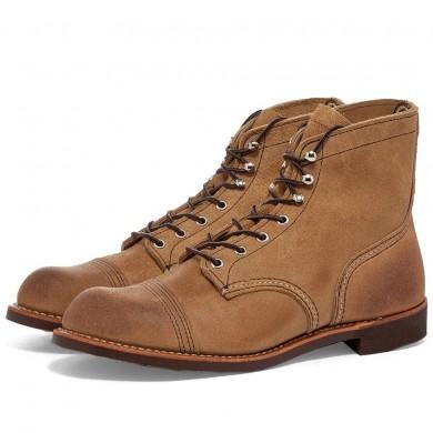 "Red Wing 8083 Heritage 6"" Iron Ranger Boot Hawthorne Muleskinner"