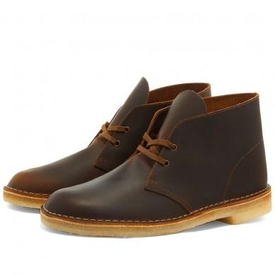 Clarks Originals Desert Boot Beeswax Leather