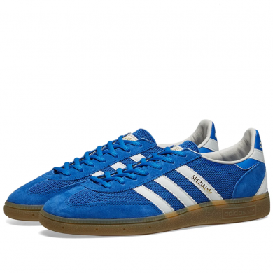 Adidas Handball Spezial Blue, White & Gold EE5728