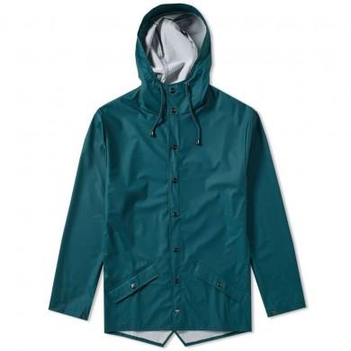Rains Classic Jacket Dark Teal
