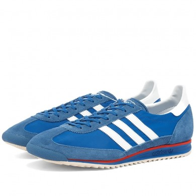 Adidas SL 72 OG Blue, White & High Res Red