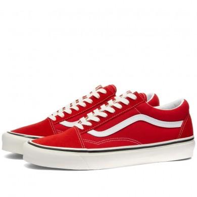 Vans UA Old Skool 36 DX OG Red