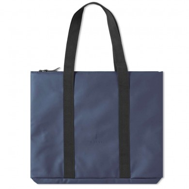 Rains Rains City Tote Bag Blue