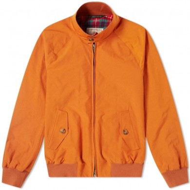 Baracuta G9 Harrington Jacket Cadmiun