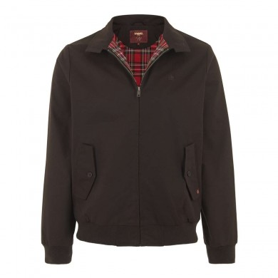 Merc Harrington Dark Brown