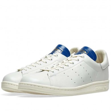 Adidas Stan Smith BT White & Collegiate Royal BD7689