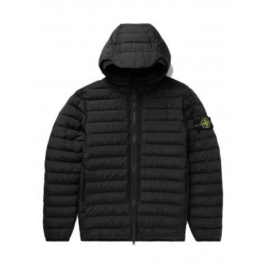 Stone Island 42725 Lightweight Puffer Jacket Black