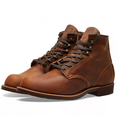 """Red Wing 3343 Heritage Work 6"""" Blacksmith Boot Copper Rough & Tough"""