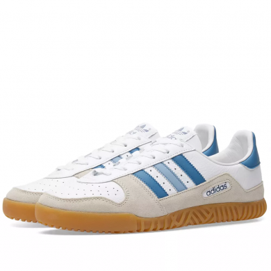 Adidas x Spezial Indoor Comp SPZL White, Supplier Colour & Clear Brown