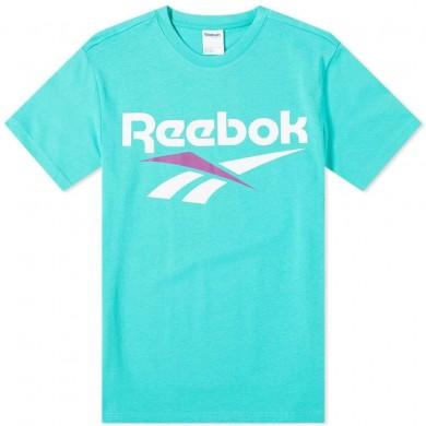 Reebok Classics Vector Tee Timeless Teal Turquoise