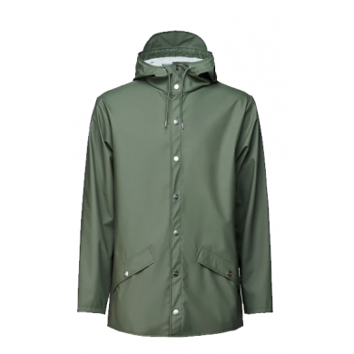 Rains Classic Jacket Olive