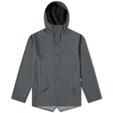 Rains Classic Jacket Slate