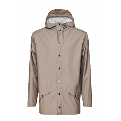 Rains Classic Jacket Taupe