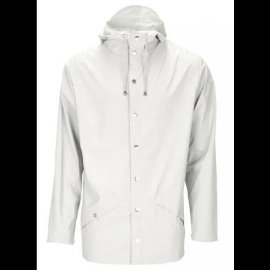 Rains Classic Jacket Off White