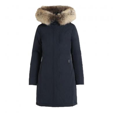 Woolrich W´s Luxury Boulder Coat Midnight Blue