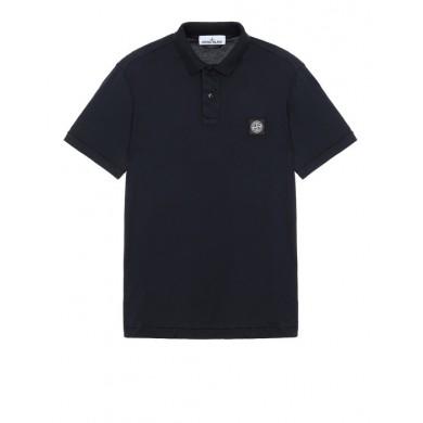 Stone Island 22613 Polo Shirt Blue