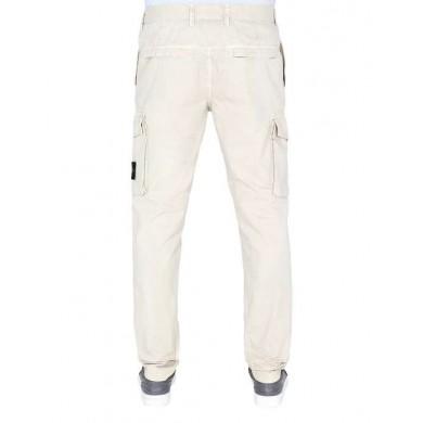 Stone Island Cargo Pants 318WA Old Dye Treatment Beige