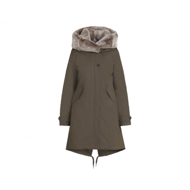 Woolrich W´s Literary Rex Parka Military Olive