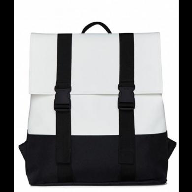 Rains Buckle Backpack Msn Bag Off White