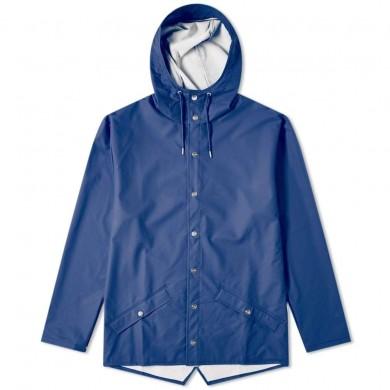 Rains Classic Jacket Klein Blue