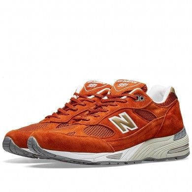 "New Balance M991SE ""Eastern Spices Pack"" - Made in England Ginger & White"