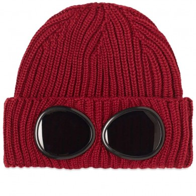 C.P. Company Goggle Beanie Scooter