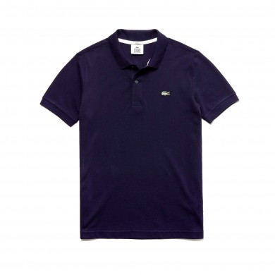 Lacoste Live Slim Fit Polo Shirt Navy Blue