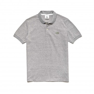 Lacoste Live Slim Fit Polo Shirt Grey