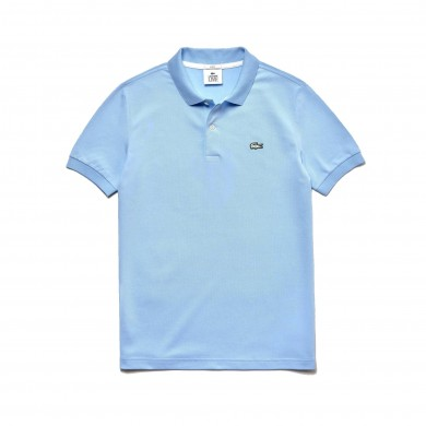Lacoste Live Slim Fit Polo Shirt Light Blue