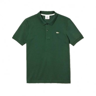 Lacoste Live Slim Fit Polo Shirt Green