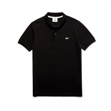 Lacoste Live Slim Fit Polo Shirt Black