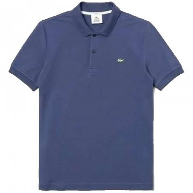 Lacoste Live Slim Fit Polo Shirt Blue