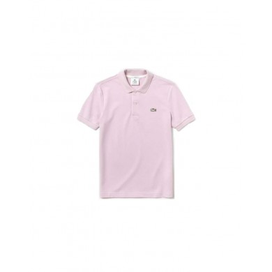 Lacoste Live Slim Fit Polo Shirt Pale Pink