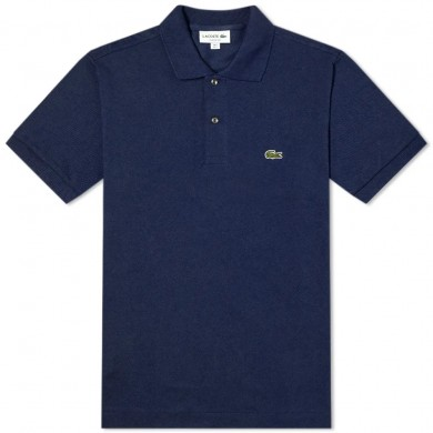 Lacoste Classic L12.12 Polo Navy Blue