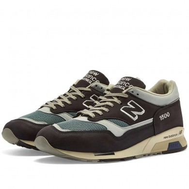 "New Balance M1500OGN 30th Anniversary ""Japanese Vintage"" - Made in England Navy & Grey"