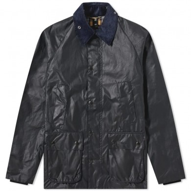 Barbour Classic Bedale Wax Jacket Navy