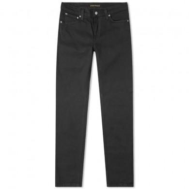 Nudie Jeans Skinny Lin Black L32