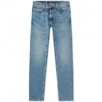 Nudie Jeans Thin Finn Lost Orange L32