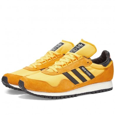 "Adidas New York ""Taxi"" Gold & Black"